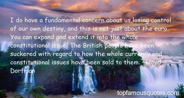 Quotes About British Constitution
