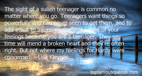 Quotes About Broken Feelings