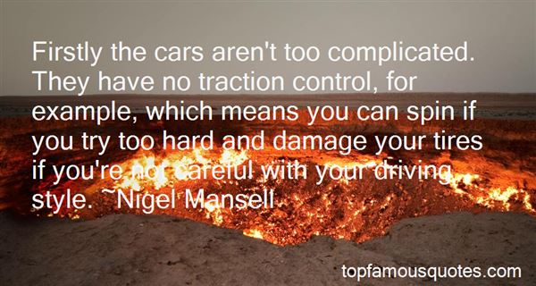 Quotes About Careful Driving