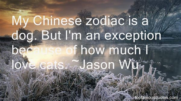 Quotes About Chinese Zodiac