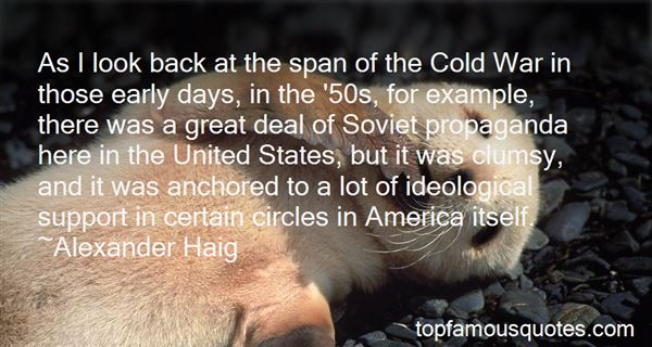 Quotes About Cold War Propaganda