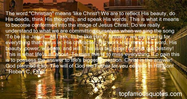 Quotes About Committing To God