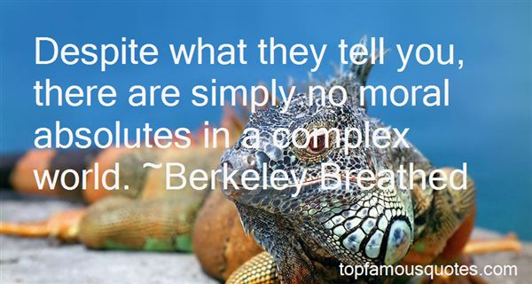 Quotes About Complex World