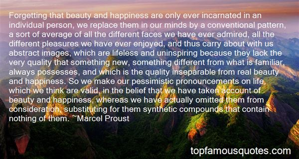 Quotes About Conventional Beauty