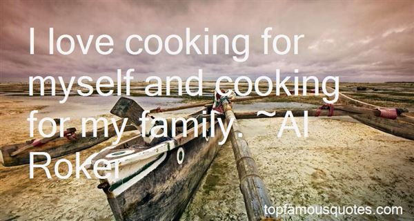 Quotes About Cooking For Family