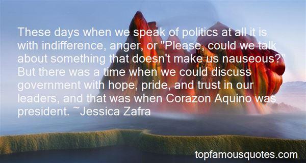 Quotes About Corazon Aquino