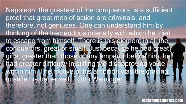 Quotes About Criminal Thinking