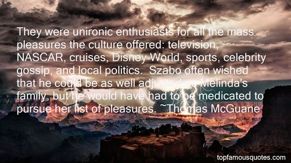 Quotes About Cruises