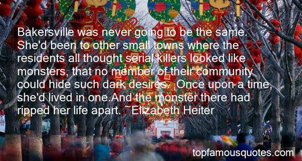 Quotes About Dark Desires