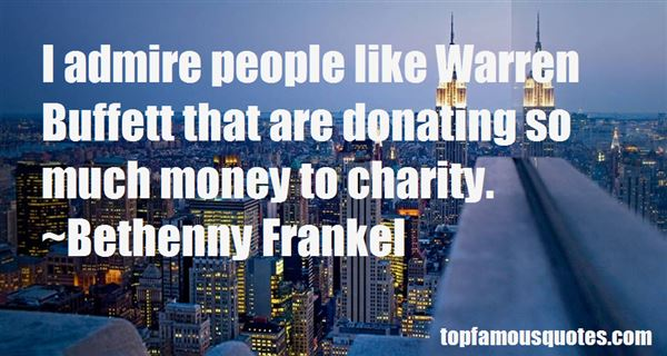 Quotes About Donating Money To Charity