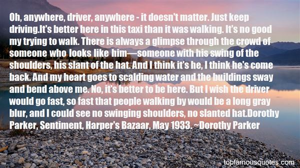 Quotes About Dorothy Parker