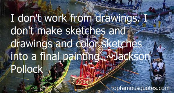 Quotes About Drawing And Painting