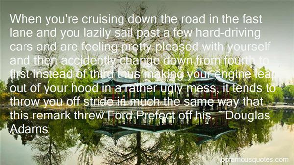 Quotes About Driving Change