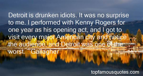 Quotes About Drunken Idiots