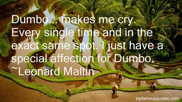 Quotes About Dumbo