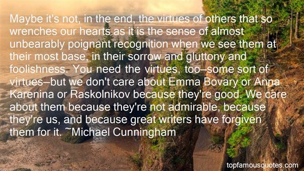 Quotes About Emma Bovary