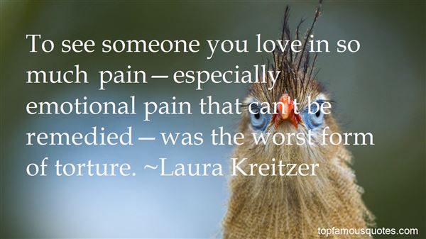 Quotes About Emotional Torture