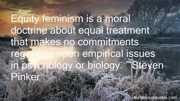 Quotes About Equal Treatment
