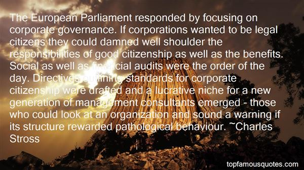 Quotes About European Citizenship