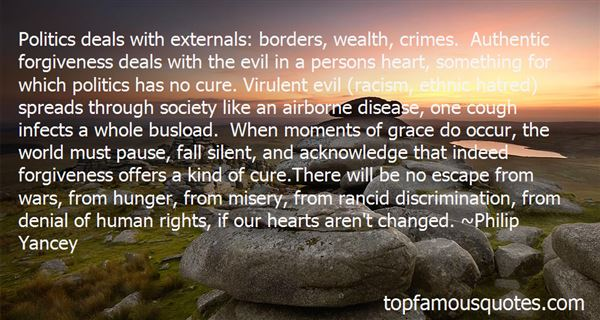 Quotes About Evil Society