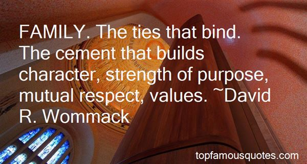 Quotes About Family Values