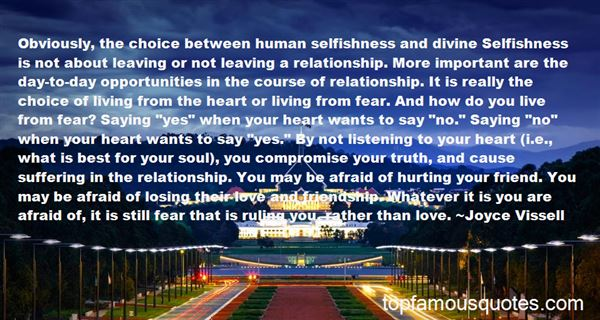 Quotes About Fear Of Losing A Friend