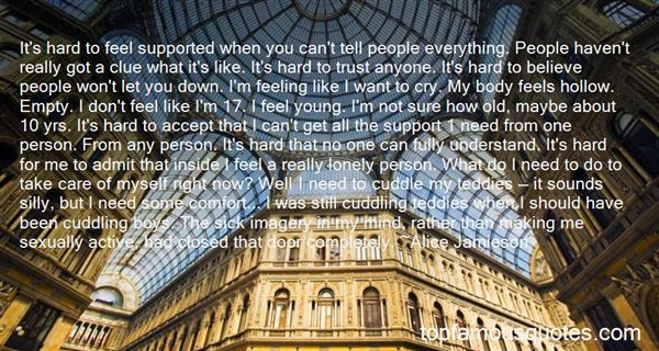 Quotes About Feeling Lonely