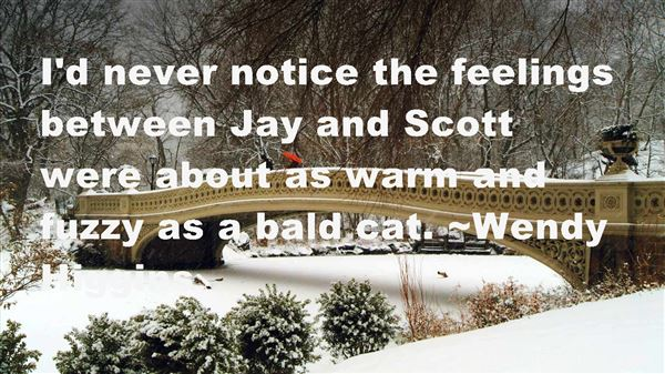 Quotes About Feeling Warm And Fuzzy