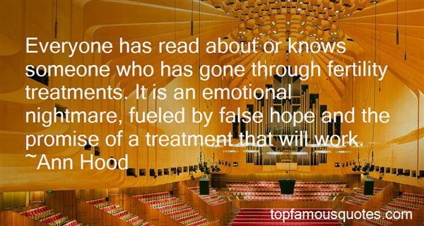 Quotes About Fertility Treatment
