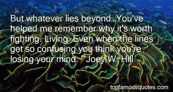 Quotes About Fighting Your Mind