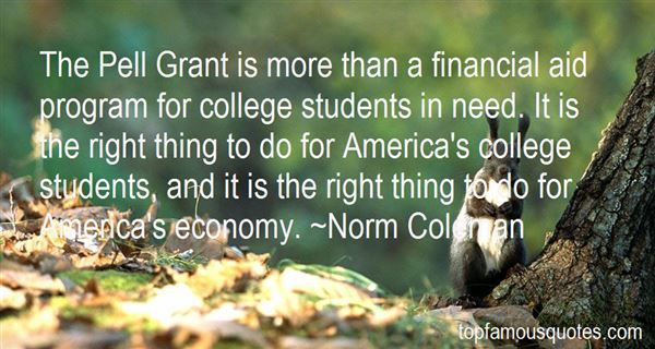 Quotes About Financial Aid For College