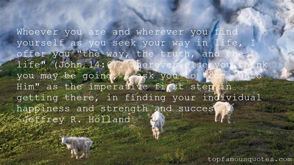 Quotes About Finding Strength