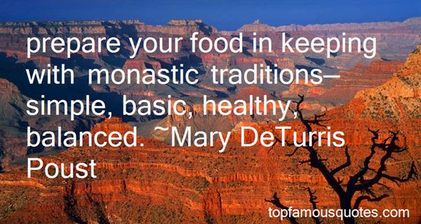 Quotes About Food Traditions