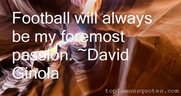 Quotes About Football Passion