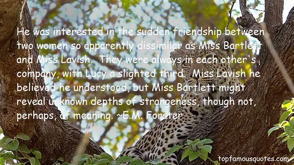 Quotes About Friendship With Meaning
