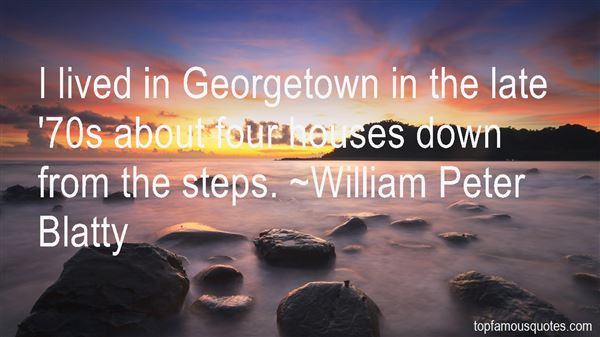Quotes About Georgetown