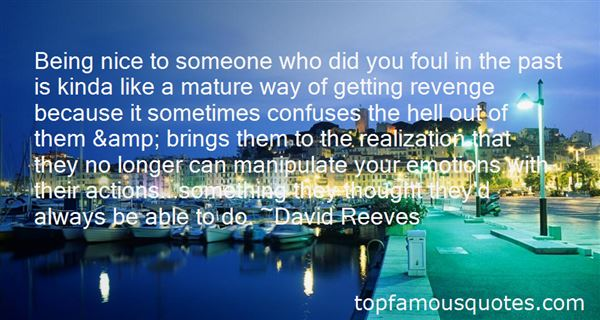 Quotes About Getting Revenge