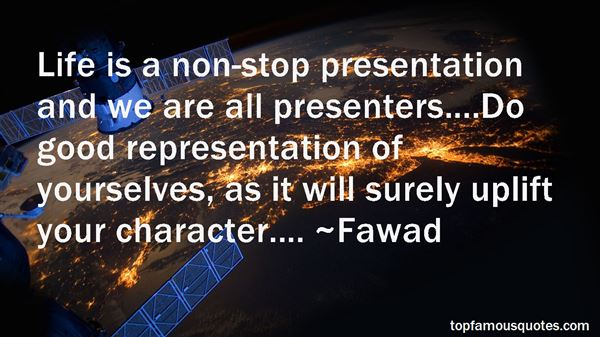 Quotes About Good Presentation
