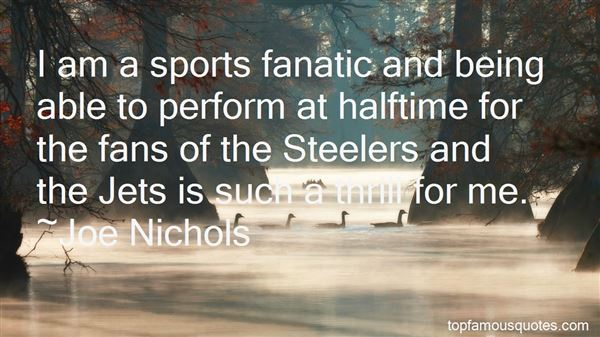 Quotes About Halftime