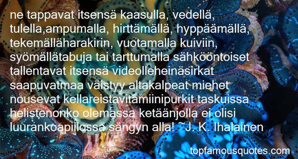 Quotes About Harakiri