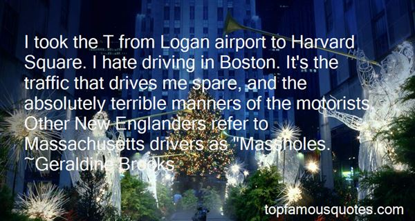 Quotes About Harvard Square