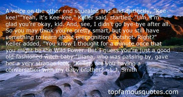 Quotes About Having A Baby Brother