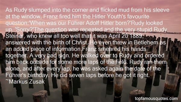 Quotes About Hitler Youth