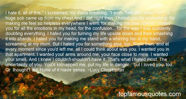Quotes About I Love You Too