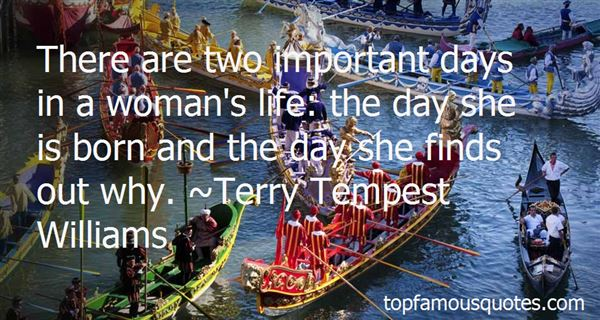 Quotes About Important Days In Life