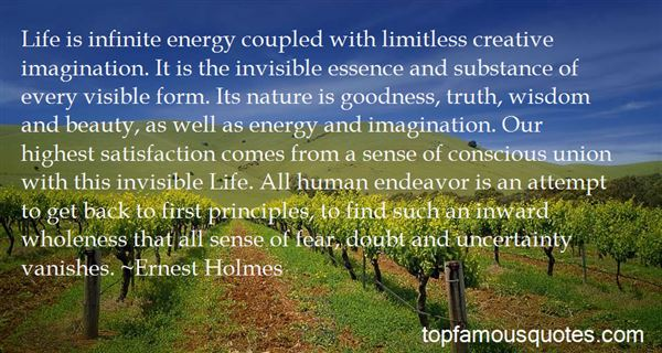 Quotes About Infinite Beauty