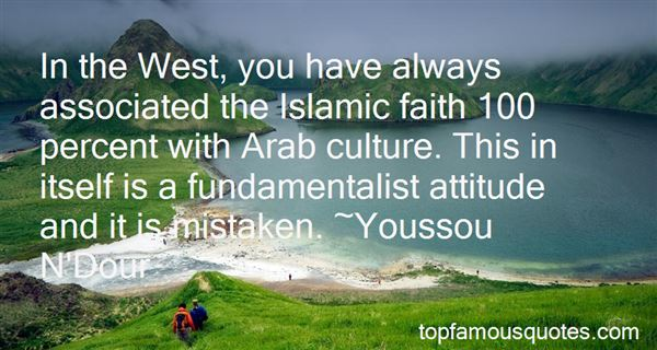 Quotes About Islamic Culture