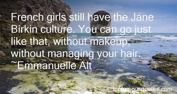 Quotes About Jane Birkin