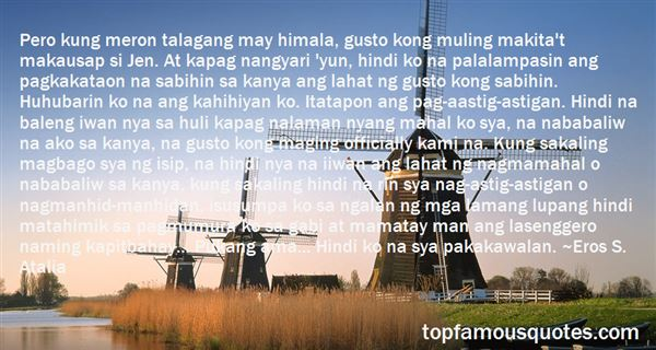 Quotes About Kapitbahay