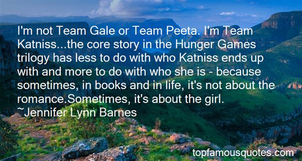 Quotes About Katniss Hunger Games